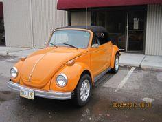 $8500 -1974 Volkswagen Super Beetle Convertible Very Nice Condition