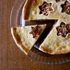 Apple Pie with Low Fat Crust (recipe in Polish - tell me if you need it translated into English :)