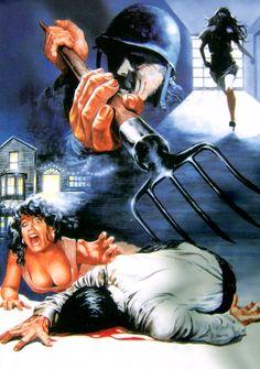 The Prowler (aka Rosemary's Killer)  | Poster for The Prowler (aka Rosemary's Killer) (1981, USA) - Wrong ...