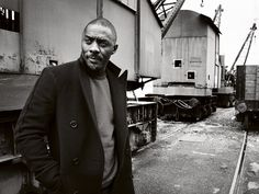 """Idris Elba says there's no such thing as a """"black Bond"""" when asked if a black actor or a woman could eventually play James Bond Idris Elba Interview, Luther, Men's Style Icons, Living Under A Rock, Black Actors, Mens Trends, Cold Weather Fashion, Best Mens Fashion, Men's Fashion"""