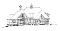 New House Plan on th