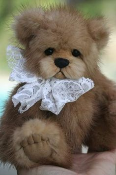 Nevona~ Mink Bear