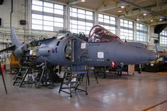 UK Harrier Jump Jets to Fly Again... in America - Check out our (Abandoned) Harrier Archive