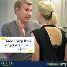 Todd Chrisley's One Liners - Funny Quotes - lol
