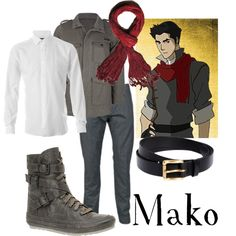 """""""Mako"""" by companionclothes on Polyvore"""