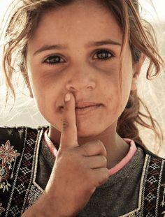 Bedouin Girl by Richard Spierings