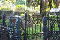 Every third Saturday tour the Tolomato Cemetery - the oldest extant planned cemetery in the State of Florida with burials starting during the First Spanish Period (1565-1763). Admission is free, but donations are encouraged. Tours are from 11 a.m. - 3 p.m. 16 Cordova St.