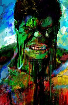The Art Of Animation, Jason Oakes #Hulk
