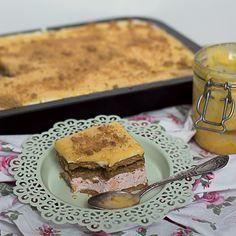 Ciasto bez pieczenia z pianką truskawkową