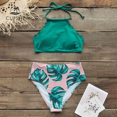 Item specifics Fit: Fits true to size, take your normal size Color: Multi Occasion: Beach,Swimming Pool,Vacation,Surfing,Travelling Bathing Suits For Teens, Summer Bathing Suits, Swimsuits For Teens, Cute Bathing Suits, Cute Swimsuits, Women Swimsuits, High Waist Bathing Suits, Vintage Swimsuits, Bikini Dos Nu