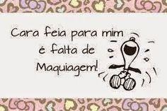 LAETA HAIR FASHION SALÃO DE BELEZA: MAQUIAGEM !