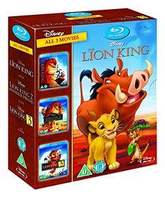 The Lion King Trilogy 1-3 [Blu-ray] 1 2 3 Box Set [UK Import] Walt Disney Studios HE http://www.amazon.com/dp/B00KWTZ1PS/ref=cm_sw_r_pi_dp_6Pxewb1ETCEER