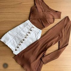 Trendy Outfits for Teens Teen Fashion Outfits, Cute Fashion, Outfits For Teens, Fall Outfits, Beach Outfits, Fashion Spring, Short Outfits, Look Fashion, Dress Outfits