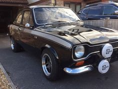 Click the link to see more pics and details of this Ford Escort Mexico Recreation 1973 Escort Mk1, Ford Escort, Car Ford, Ford Gt, Scalextric Cars, Ford Sierra, Ford Capri, Ford Classic Cars, Ford Focus