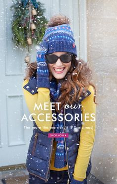 Girls' Accessories | Joules® UK