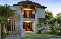 Denah Rumah Minimalis 2 Lantai | Hub 0817351851 | www.kontraktor-bali.com