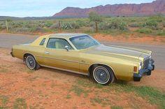 ◆1976 Chrysler Cordoba Hardtop◆