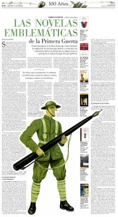 100 años de la Primera Guerra Mundial:  Las novelas emblemáticas   Artes y Letras (22.06.14).