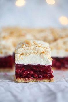 Polish Desserts, Polish Recipes, Cookie Desserts, Sweet Desserts, Easy Cake Recipes, Dessert Recipes, Kolaci I Torte, Just Cakes, Sugar Cravings