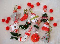 yılbaşı süsleri:)) Christmas ornaments