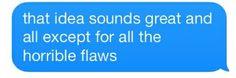Ahah funny texts