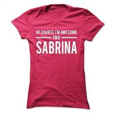 Team Sabrina - Limited Edition - #shirt girl #white sweatshirt. MORE INFO => https://www.sunfrog.com/Names/Team-Sabrina--Limited-Edition-ptnwigyvxe-Ladies.html?68278