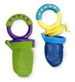 Stick an ice cube in this and it's AWESOME for a fussy teether.
