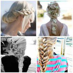 Penteados (Parte V) - Perfeita Fashion, Pith Perfect, Up Dos, Whoville Hair, Fashion Styles, Fasion, Fashion Illustrations, Moda