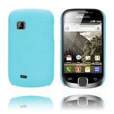 SuperGrip (Ljusblå) Samsung Galaxy Fit Skal