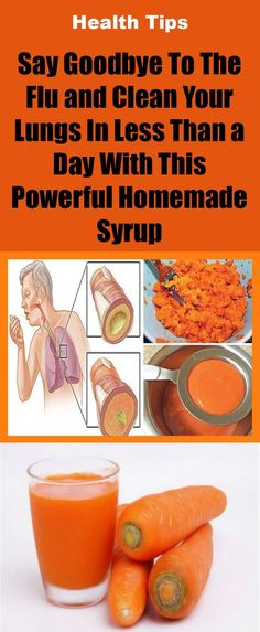 Say Goodbye To The Flu and Clean Your Lungs In Less Than a Day With This Powerful Homemade Syrup by nadia Health Heal, Health And Nutrition, Health And Wellness, Health Fitness, Fitness Foods, Muscle Nutrition, Health Facts, Home Health Remedies, Natural Health Remedies