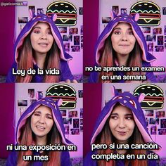 Meme queen😂 👑 -Fc:3511 ➴ -DOUBLE TAP -Follo Ami Rodriguez, Double Tap, Youtubers, Funny Memes, Lol, Queen, Instagram, Anime, Frases