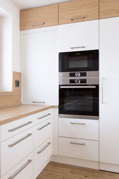 Kitchen Oven, New Kitchen, Kitchen Decor, Kitchen Cabinets, Kitchen Appliances, Kitchen Island Placement, Küchen Design, Interior Design, Small Apartment Kitchen