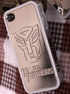 Fashion Transformers Pattern Protective Case ForIPhone 4/4S - VeryShop.com