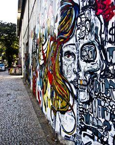 The Best Street Art In The World Via www.wanderingtrader.com
