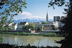 Villach, Austria  stay over city when Grace was traveling with american music abroad (AMA)