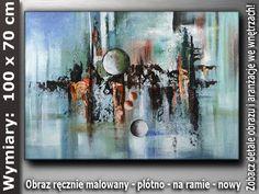 Obraz na płótnie nr AB307 Obrazy olejne i akrylowe www.Obrazy-Olejne24.pl