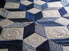 CarpenterStar-BrokenStar 004.jpg - Quilts by Cheryl Ann - Gallery - MQR Forums