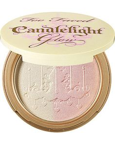 Too Faced Candlelight Glow Highlighting Powder Duo from Sephora | ShopDivine