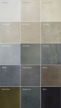 Lazenby recommend unique colours for their superior polished concrete installations. RAL colour matches available. Visit our London Showroom by appointment. More house flooring, Recommended Polished Concrete Colours Grey Flooring, Kitchen Flooring, Polished Concrete Flooring, Polished Concrete Kitchen, Concrete Kitchen Floor, Epoxy Concrete Floor, Finished Concrete Floors, Basement Flooring, Flooring Ideas