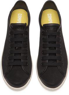 Camper Uno Schwarz Sneakers Damen 21815-041