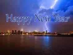 2017-2018 Happy New Year Wallpaper