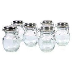 Check out this item at One Kings Lane! S/6 Orcio Spice Jars