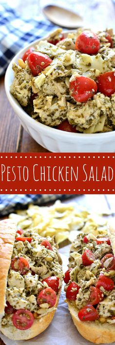 This Pesto Chicken S
