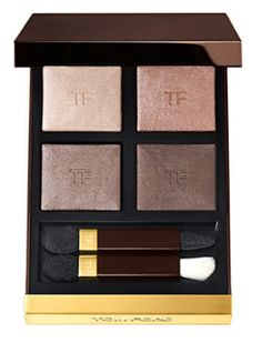 Tom Ford Nude Dip Eyeshadow Quad Relaunch! How Gorg!