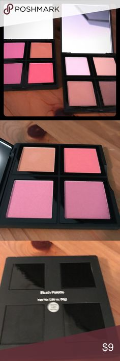 ELF blush & contour palette ELF blush (light) palette unused. Contour palette (powder) used a couple times only. Practically new. Makeup