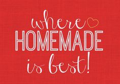 The Child at Heart Blog:  Where Homemade is Best!