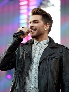 Adam Lambert Photos - 102.7 KIIS FM's 2015 Wango Tango - Show - Zimbio