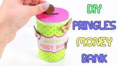10x wat te doen met lege Pringles bussen - Awkward Duckling