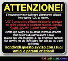 LOL - via FattoMatto.com - #FattoMatto
