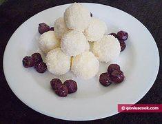 Recipe for Homemade Raffaello Candies | Desserts | Genius cook - Healthy Nutrition, Tasty Food, Simple Recipes